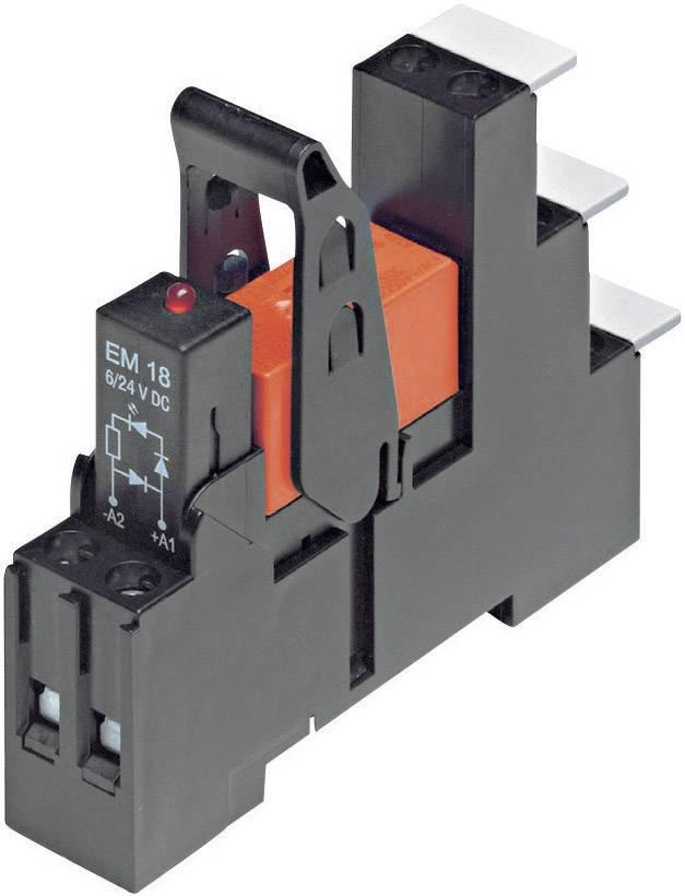 Relé TE Connectivity RT3S4R24, 24 V