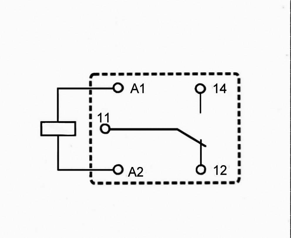 Miniaturní výkonové relé 833H 7 A, 1pinový přepínač, odolné vůči vodě Song Chuan 833H-1C-C 12, 7 A