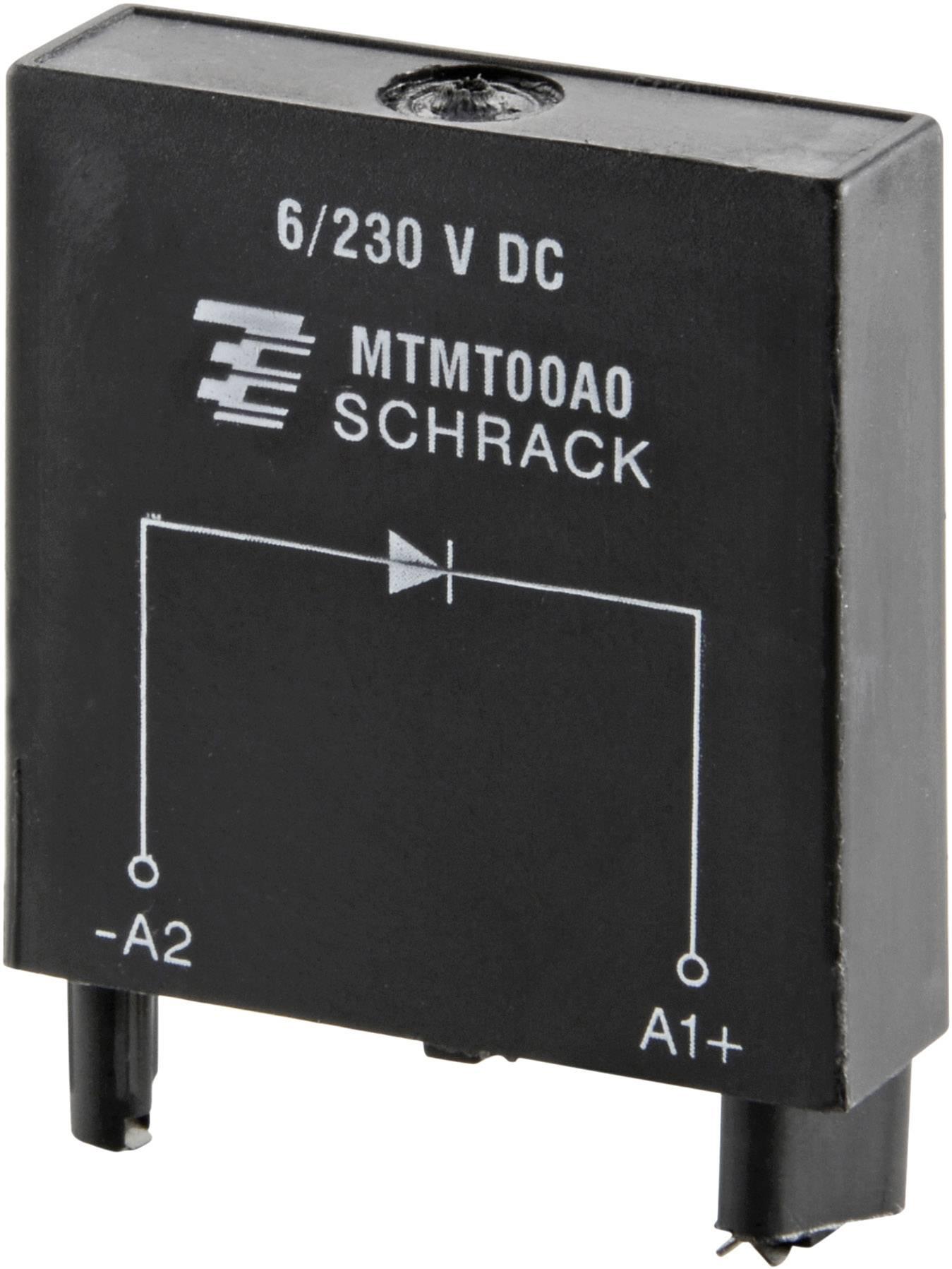 Příslušenství pro relé svíce módy MT TE Connectivity 7-1393163-6, MTMT00A0 =M21