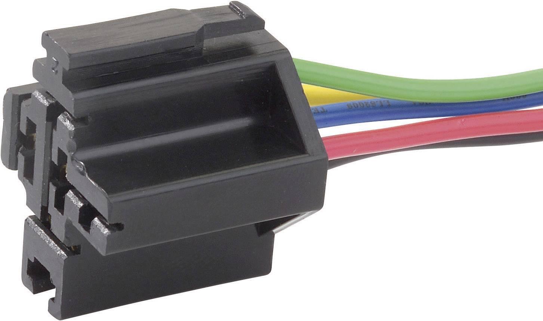 Patice pro relé Goodsky GRL UC3003, 1x přepínací kontakt s LED