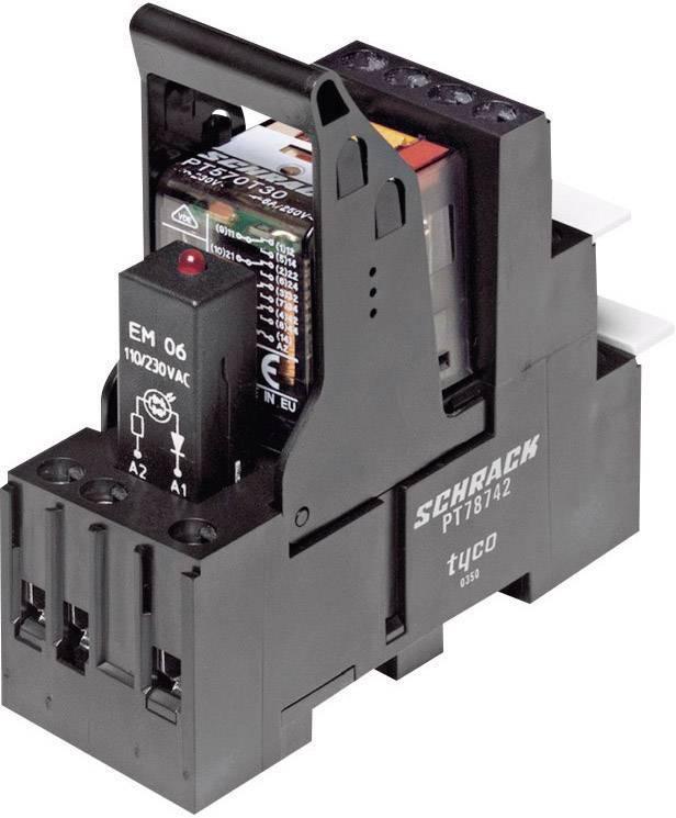 Reléový svazek PT kompletní TE Connectivity 1415535-9, PT5L7LC4, 6 A