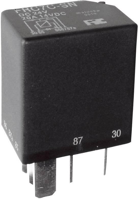 Automobilové relé FiC FRC7C-S-DC24V, 24 V, 25 A