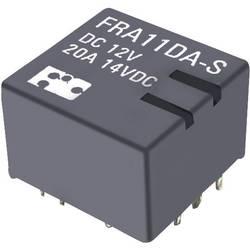 Automobilové relé Hongfa FRA11DC-S1-DC12V, 12 V, 20 A