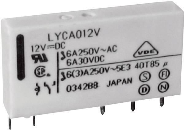 Síťové relé FTR-LY Fujitsu FTR-LYCA024V, 6 A