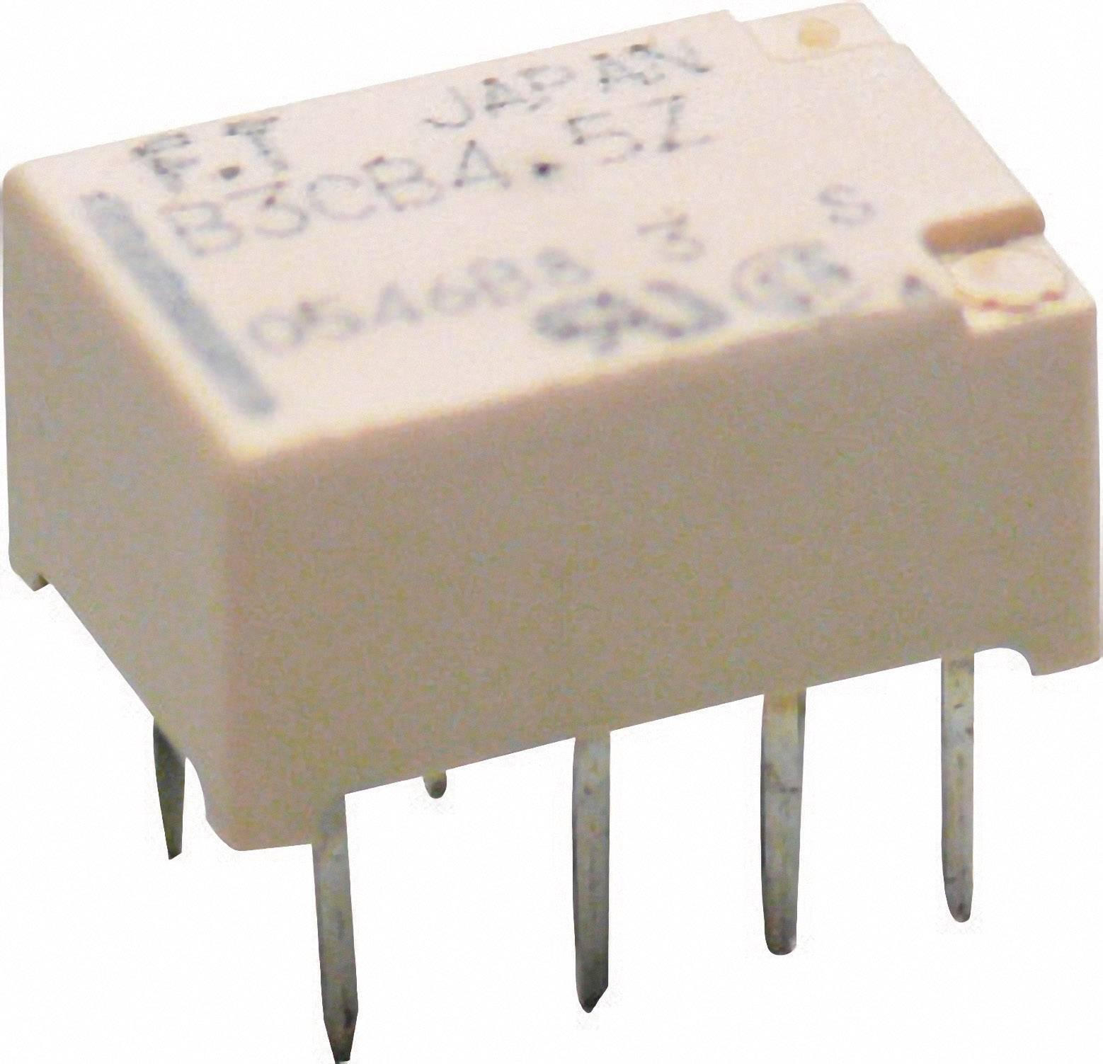 Relé do DPS Fujitsu FTR-B3 CA 12V, 12 V/DC, 2 A, 2 prepínacie, 1 ks