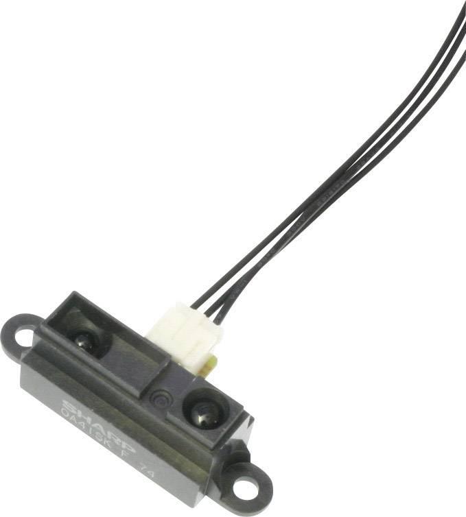 Senzor na meranie vzdialenosti Sharp GP2Y0A41SK0F