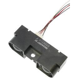 Senzor pro měření vzdálenosti Sharp GP2Y0A710 K0F, rozsah 100 až 550 cm, 5 V/DC