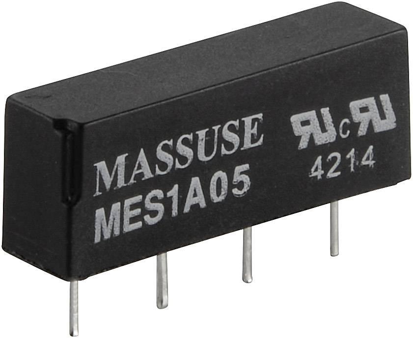 Jazýčkové relé MES1A05, 12 V