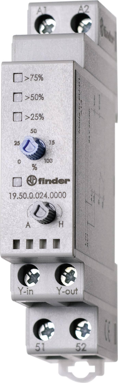 Monitorovací relé Finder 19.50.0.024.0000