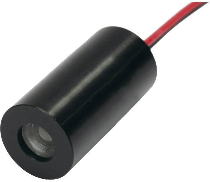 Laserový modul IMM Photonics 1203000234, krížová, 1 mW