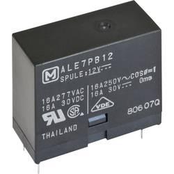 Výkonové relé LE 16 A, Print Panasonic ALE1PB12, ALE1PB12, 400 mW, 16 A , 227 V/AC , 4432 VA