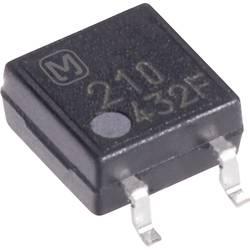 Relé PhotoMOS Panasonic AQY210KS, 4 piny, 1 spínací kontakt, 350 V, 130 mA