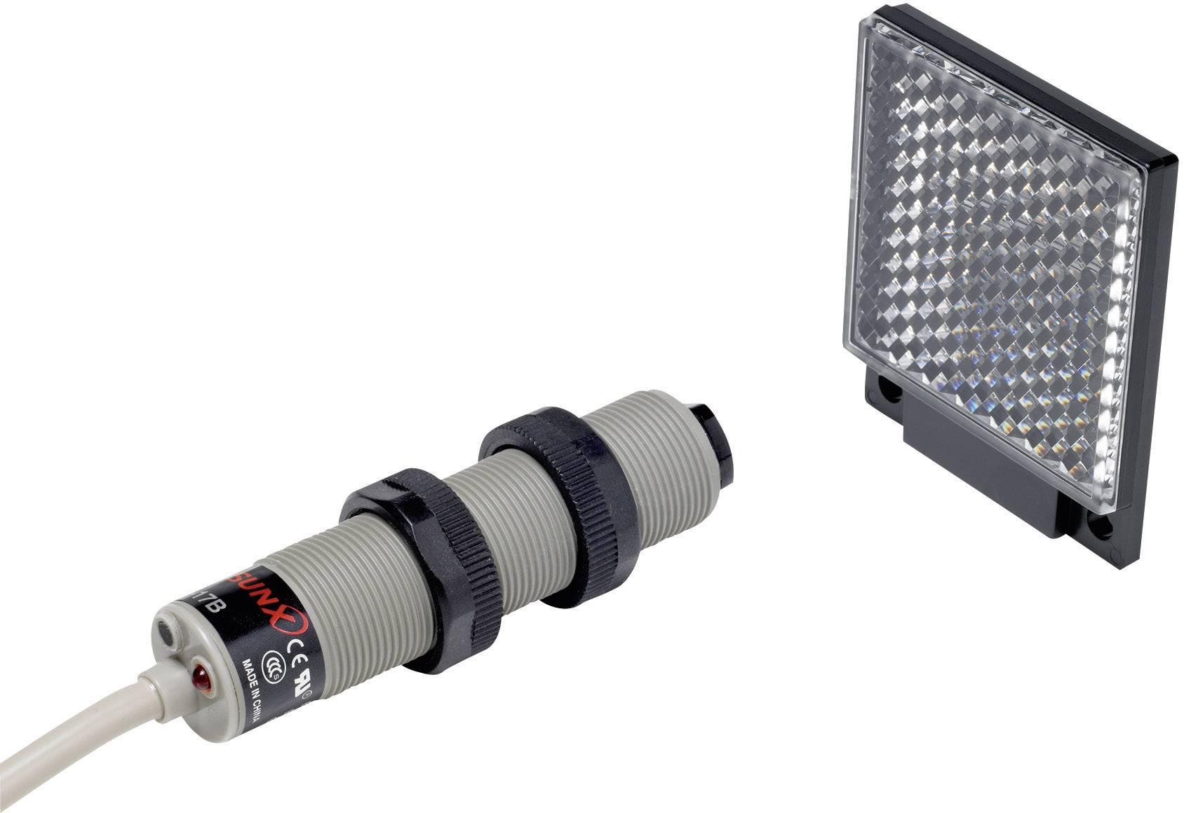 Světelné závory a snímače