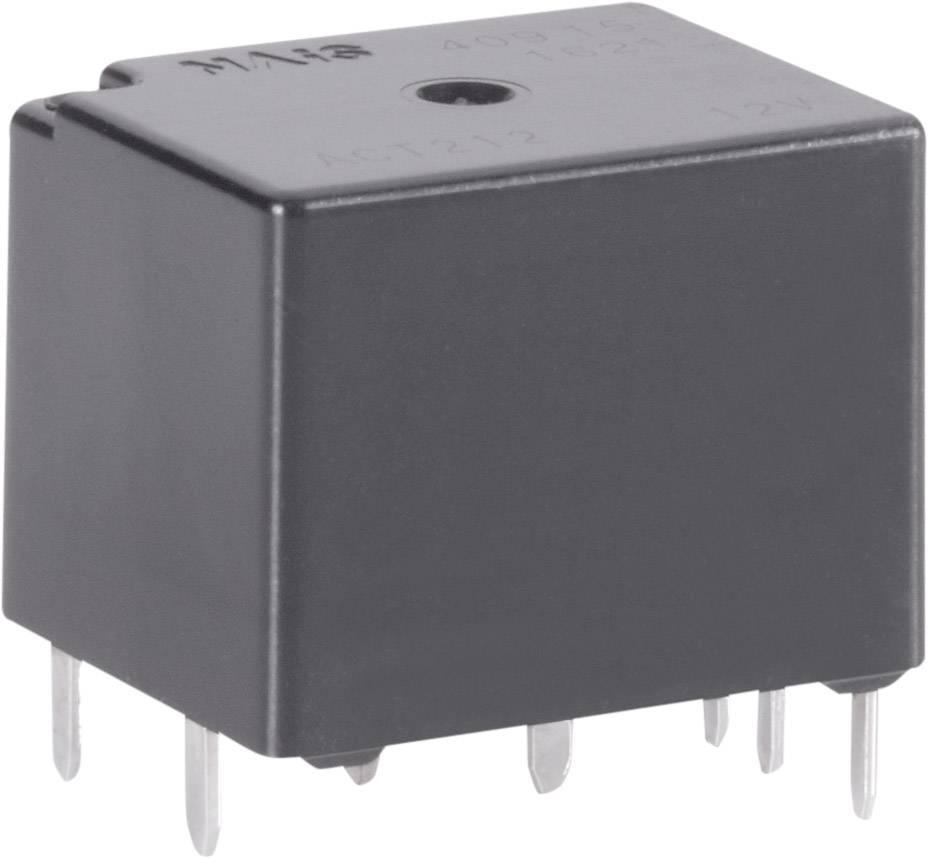 Automobilové relé Panasonic ACT212, (kontakt) 20 A/14 VDC, (rozpínač) 10 A/14 VDC, 800 mW