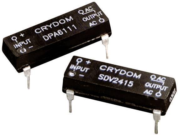 El. DIP print relé Crydom, SDV2415R, 1,5 A