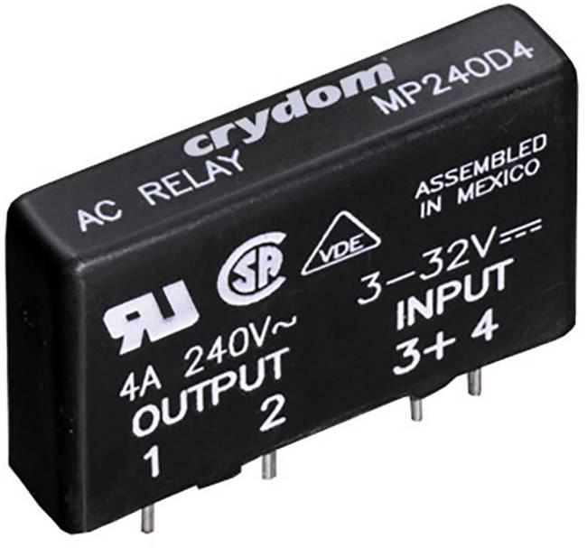 Polovodičové relé Crydom MPDCD3-B MPDCD3-B, 3 A, 1 ks