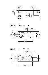 Šroubová/zásuvná objímka pro relé JW Panasonic JW2PS