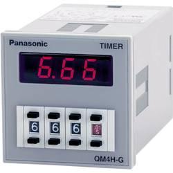 Časové relé monofunkčné Panasonic QM4HSU2C48VJ QM4HSU2C48VJ, čas.rozsah: 0.01 s - 9990 h, 1 prepínací, 1 ks