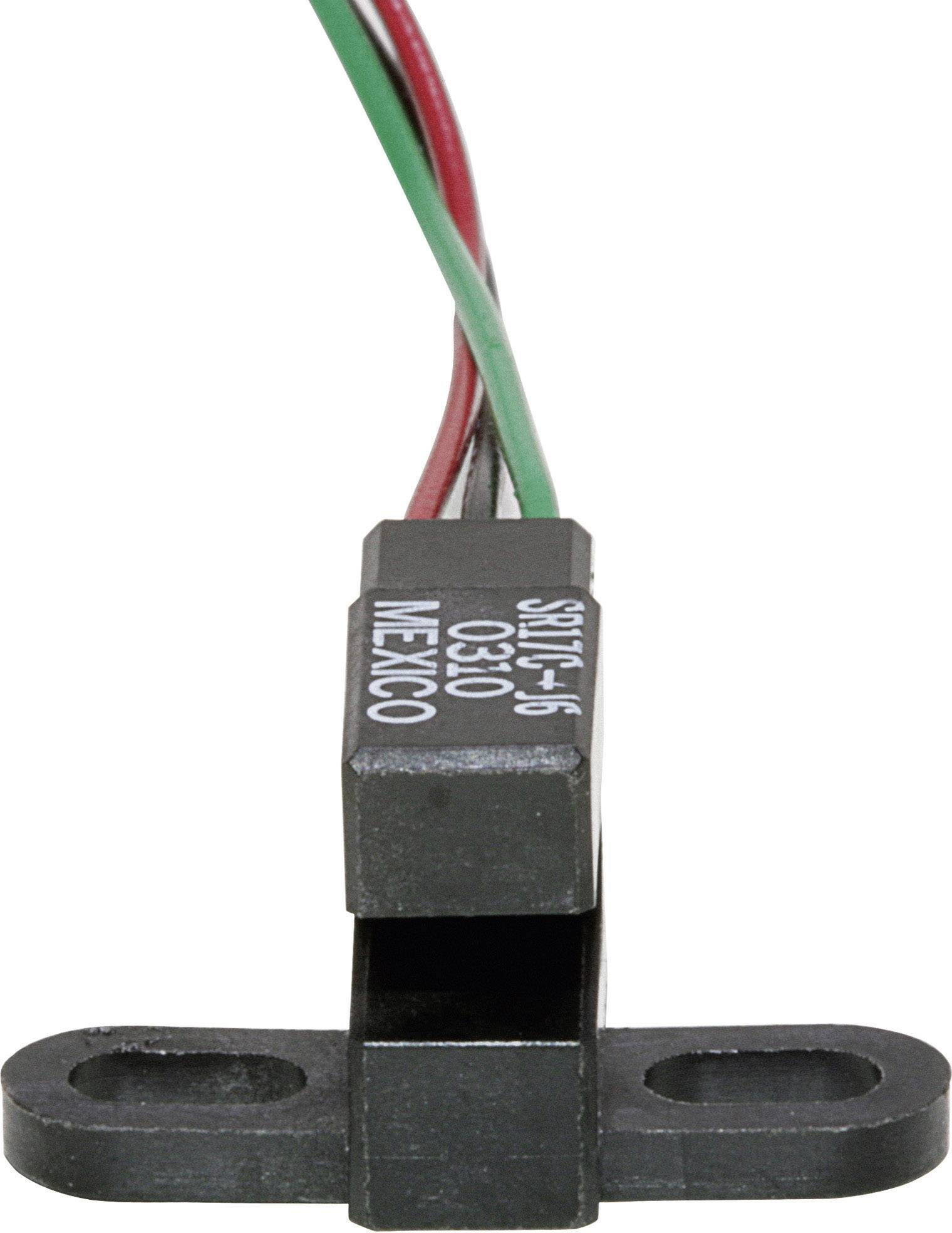 Kombinovaný hallův senzor Honeywell SR17C-J6, 3,8 - 30 V/DC