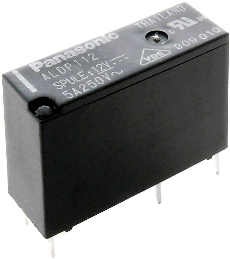 Výkonové relé Panasonic ALDP124, 24 V