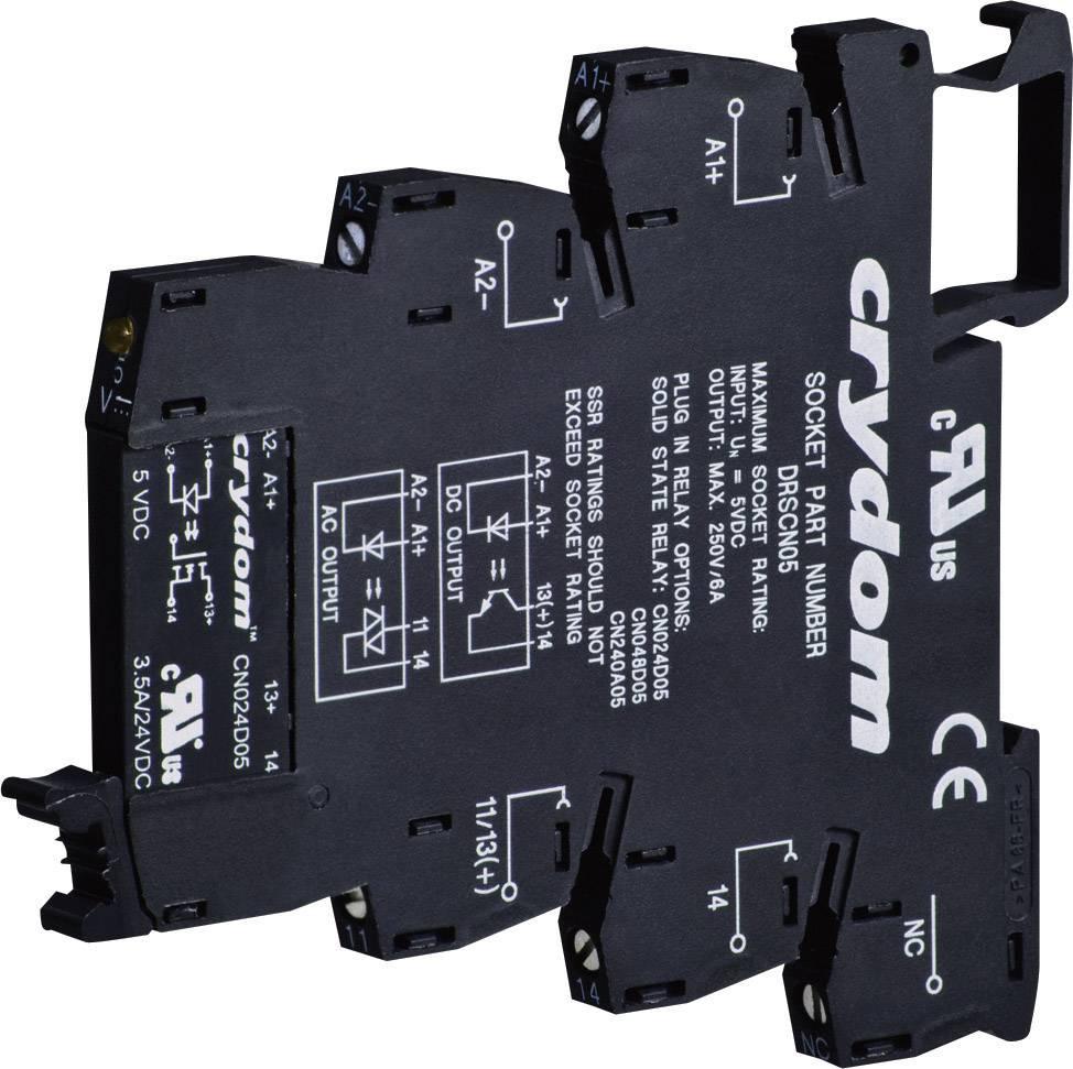 Polovodičové relé Crydom DRA-CN240A05 DRA-CN240A05, 2 A, 1 ks