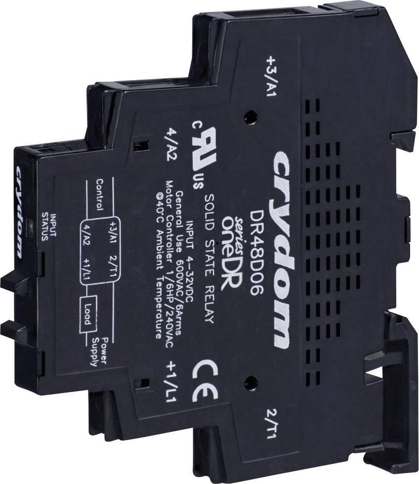 Elektronické záťažové relé na DIN lištu série One DR Crydom DR48D03 1 ks