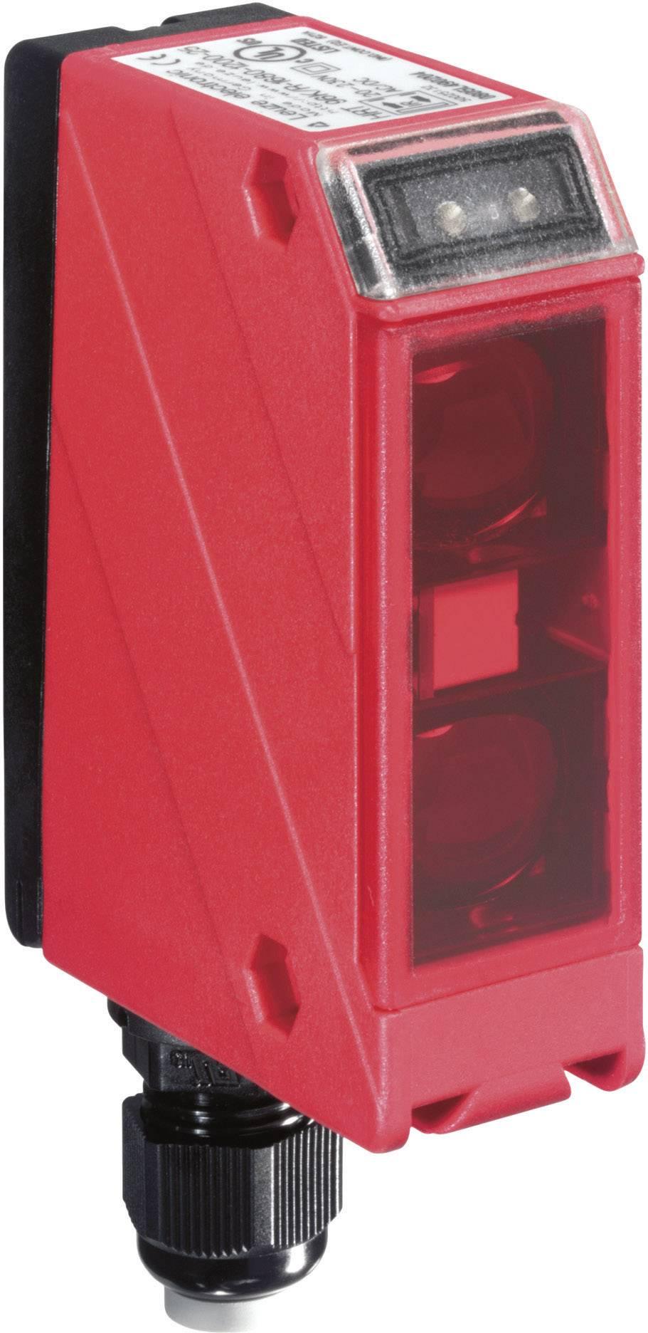 Jednocestná optická závora série 96 Leuze Electronic LSE 96 K/R-1310-25, prijímač,dosah 65m