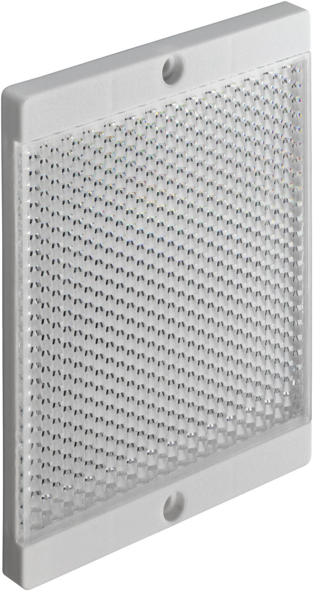 Reflexná odrazka pre svetelnú závoru Leuze Electronic TKS 100 x 100 mm, 50022816