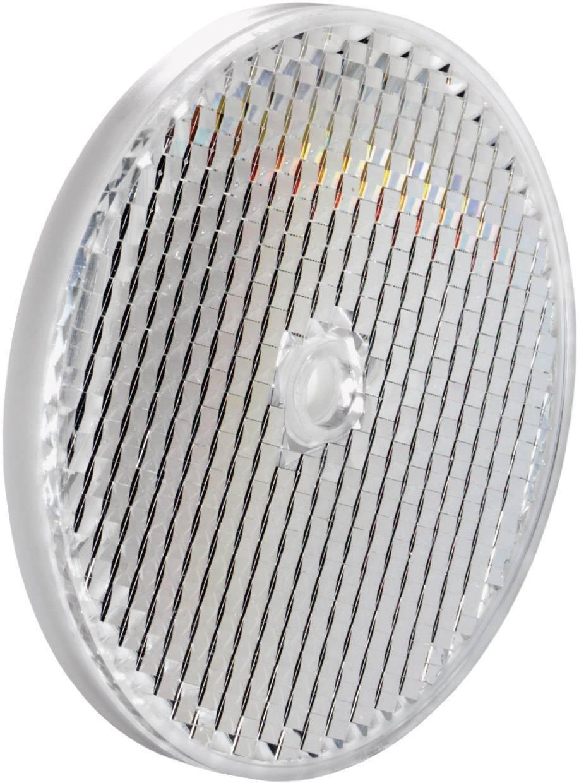 Reflexná odrazka pre svetelnú závoru Leuze Electronic TK 82.2, 50024127, Ø 83,65 mm