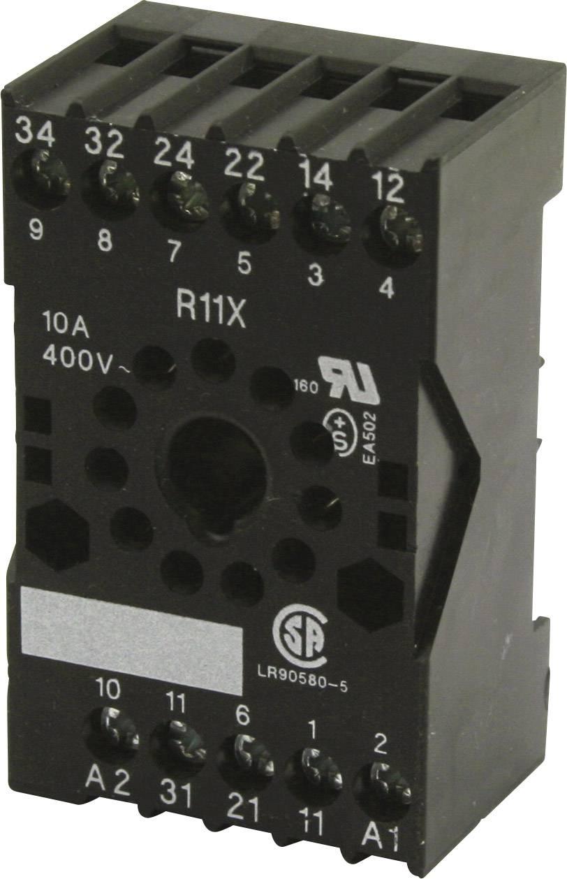 Paticová objímka Tele R11X