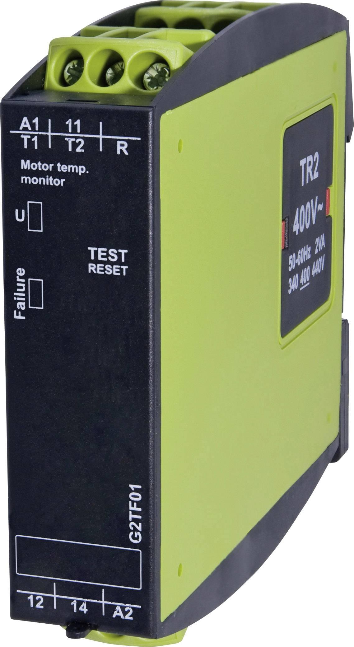 Kontrolné relé tele G2TF01 2390103