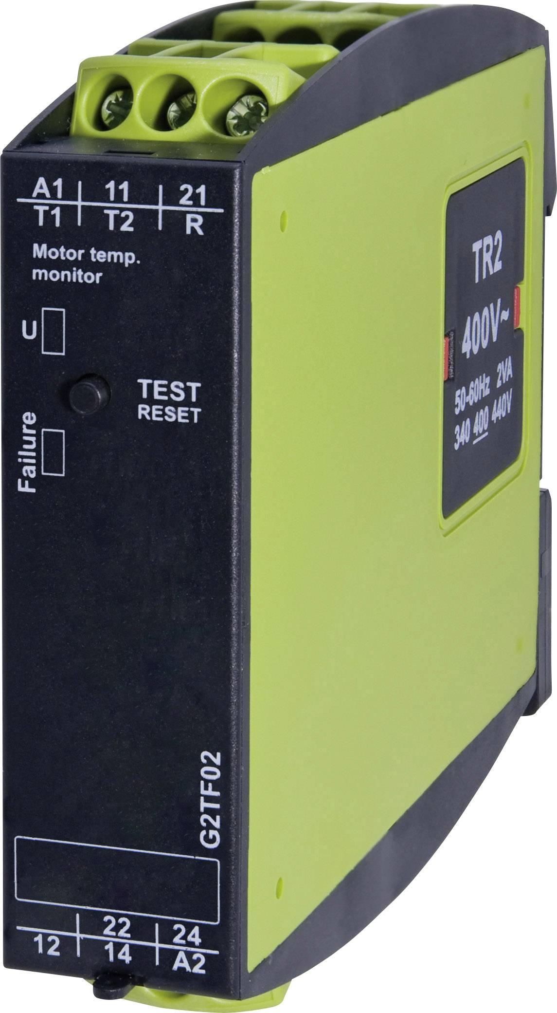 Kontrolné relé tele G2TF02 2390100