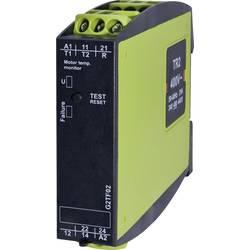Kontrolní relé Tele G2TF02, kontrola teploty pomocí PTC, série GAMMA, 2 spínače, IP40