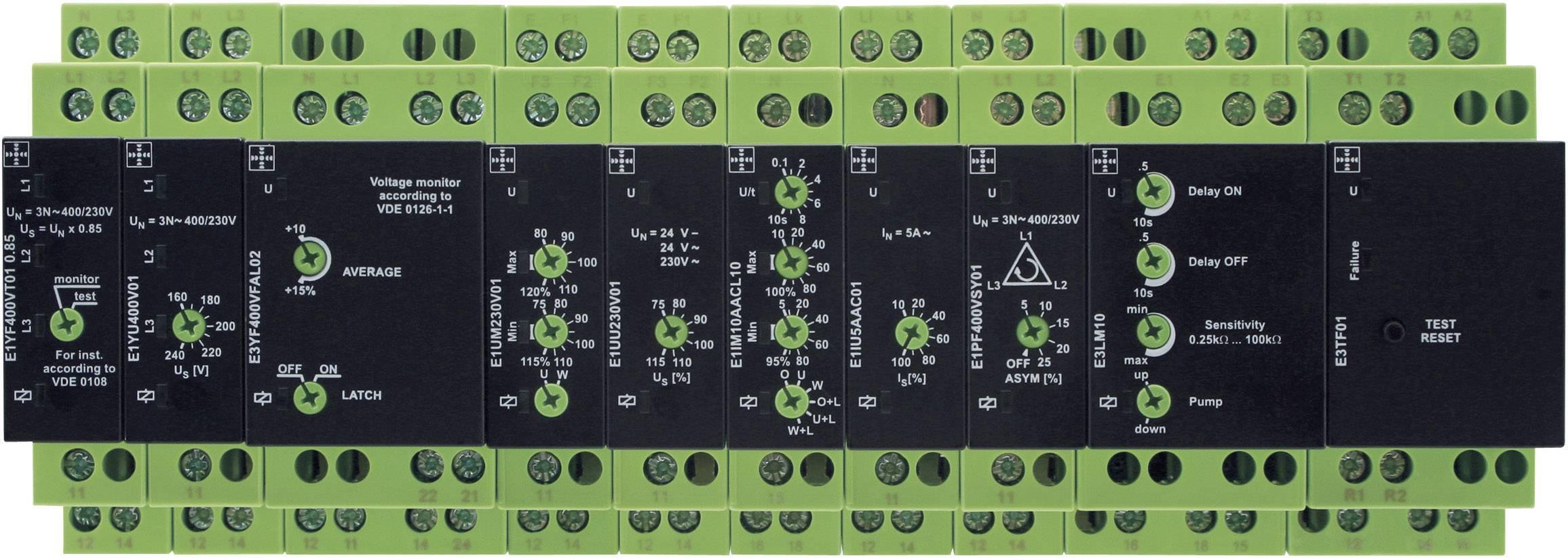 Kontrolné relé tele E1IM10AACL10 1340200
