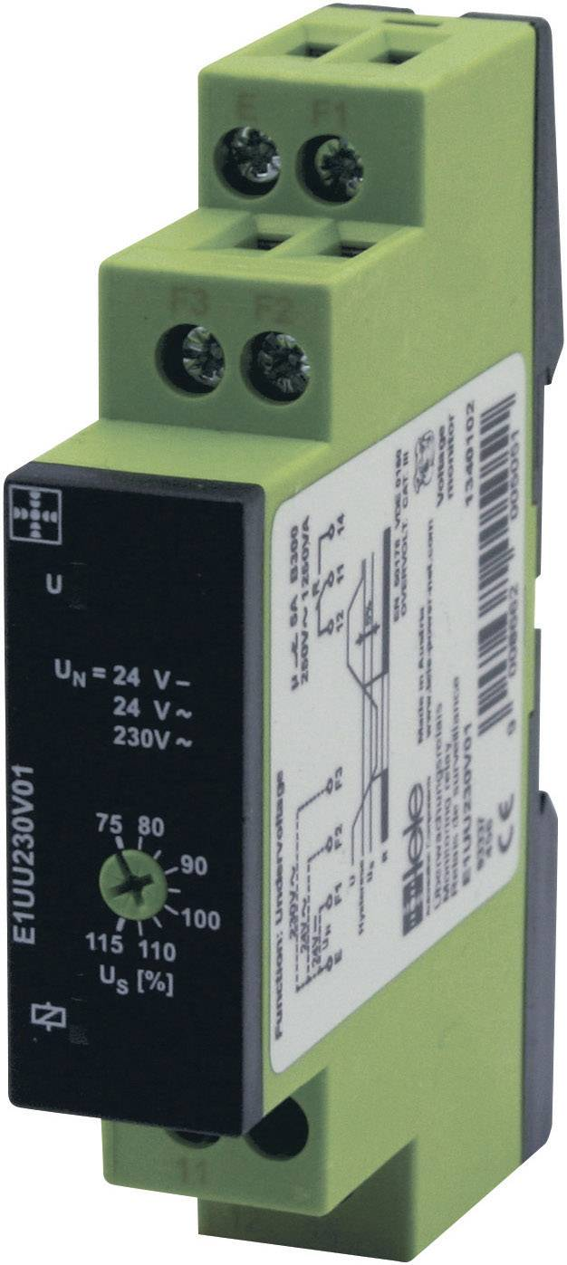 Kontrolné relé tele E1UU230V01 1340102