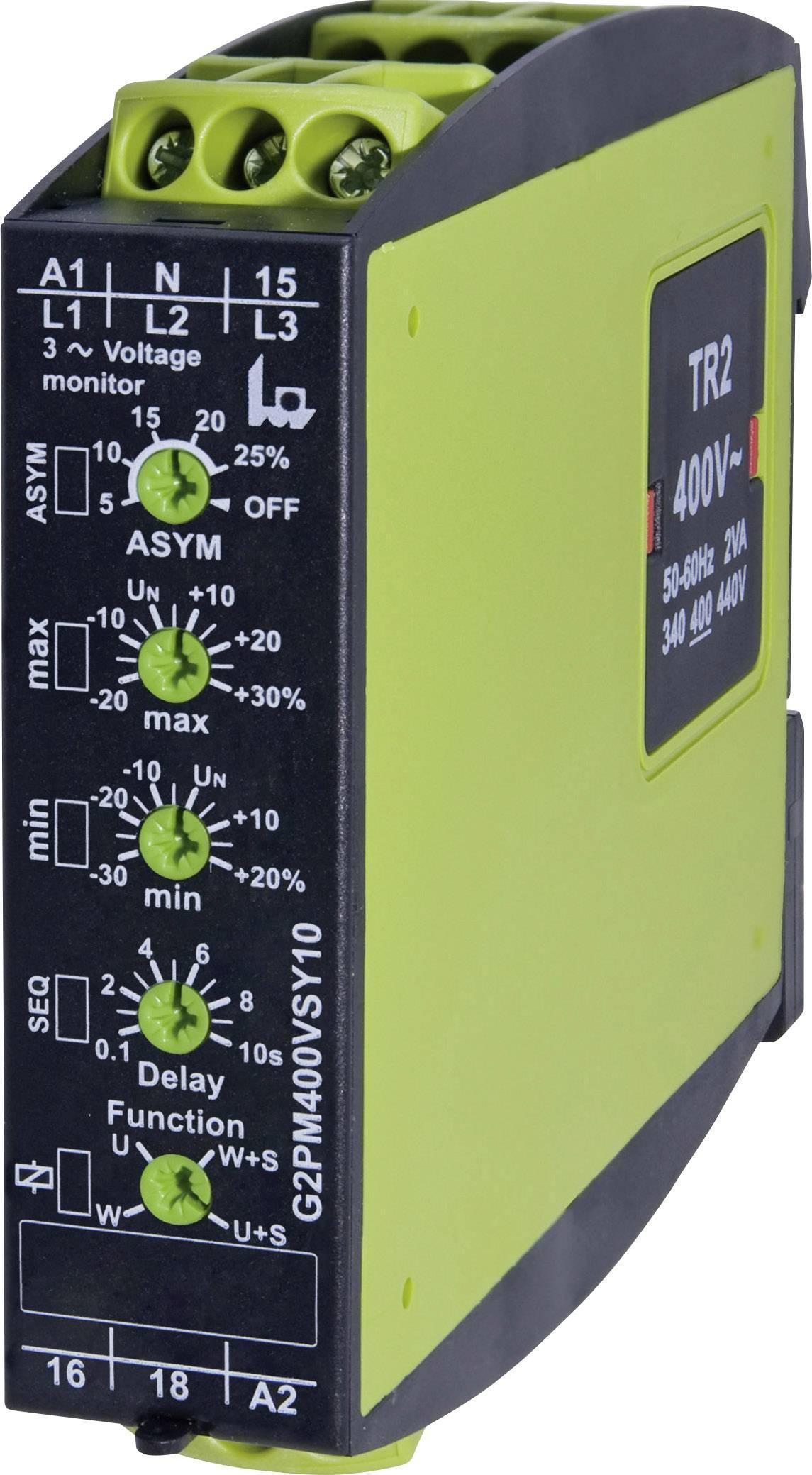 Kontrolné relé tele G2PM400VSY10 2390500