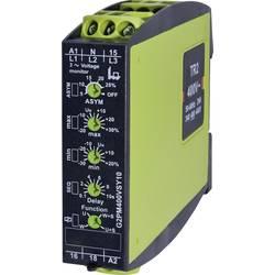 Kontrolní relé Tele G2PM400VSY10, 2390500, kontrola napětí, 3fázové, 1 spínač, 24 - 400 V/AC, IP40