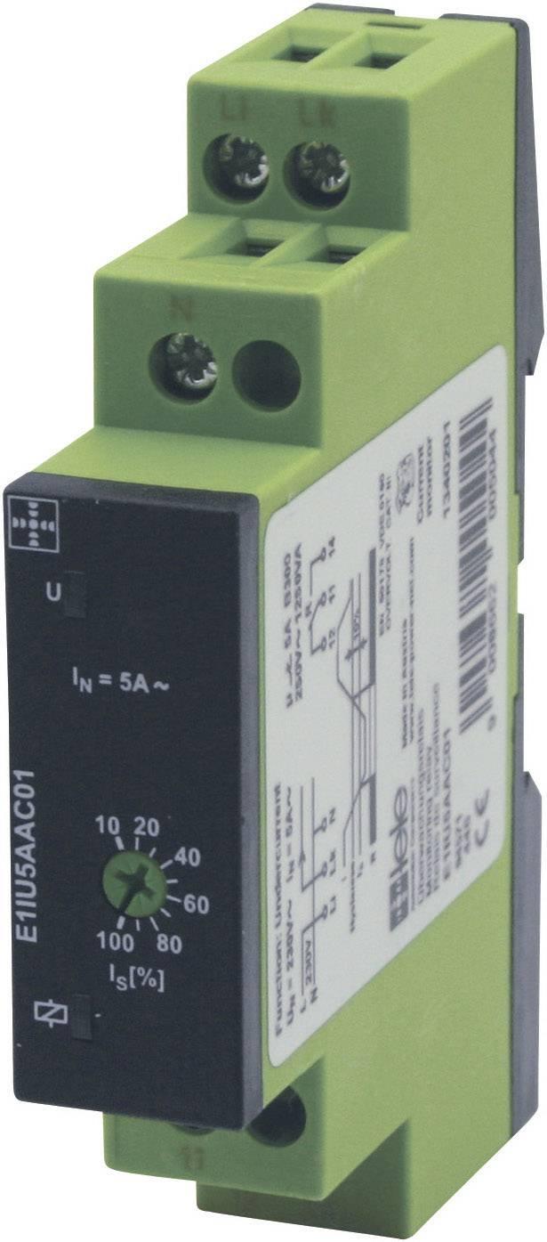 Kontrolné relé tele E1IU5AAC01 1340201