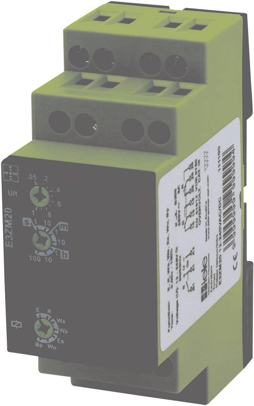 Časové relé multifunkčné tele E3ZM20 12-240V AC/DC 111100, 2 prepínacie, 1 ks