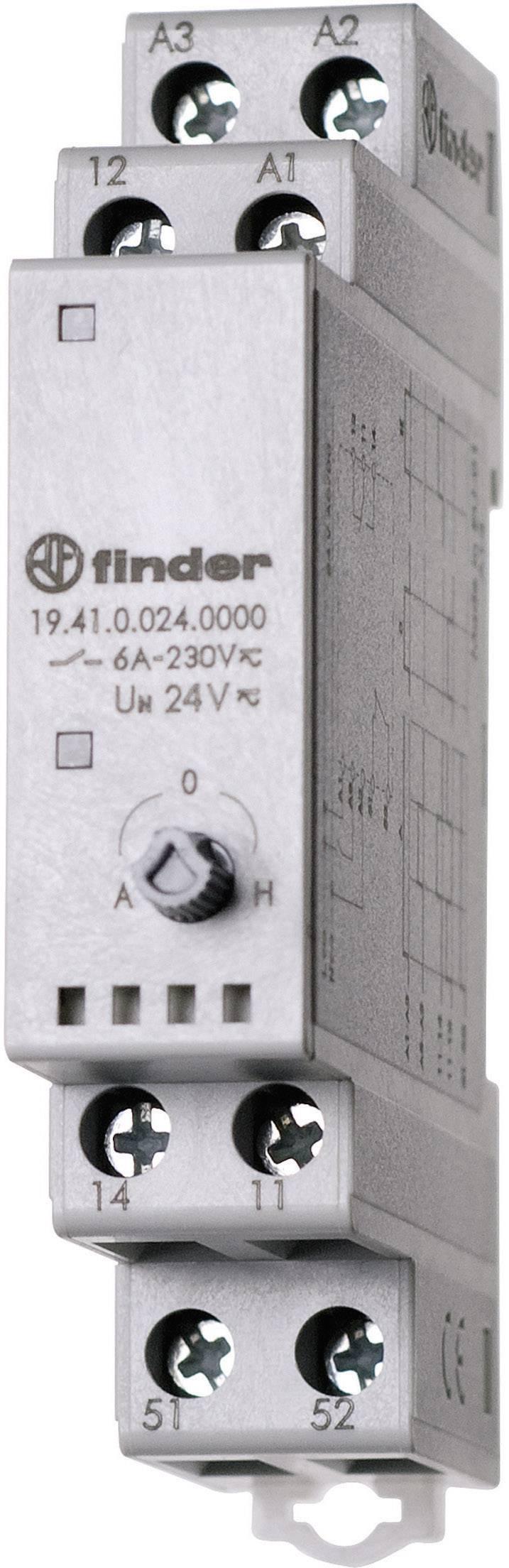 Spínacie relé série 19.42 Finder 19.41.0.024.0000