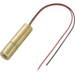 Laserový modul TRU COMPONENTS 1566747, bodová, 1 mW
