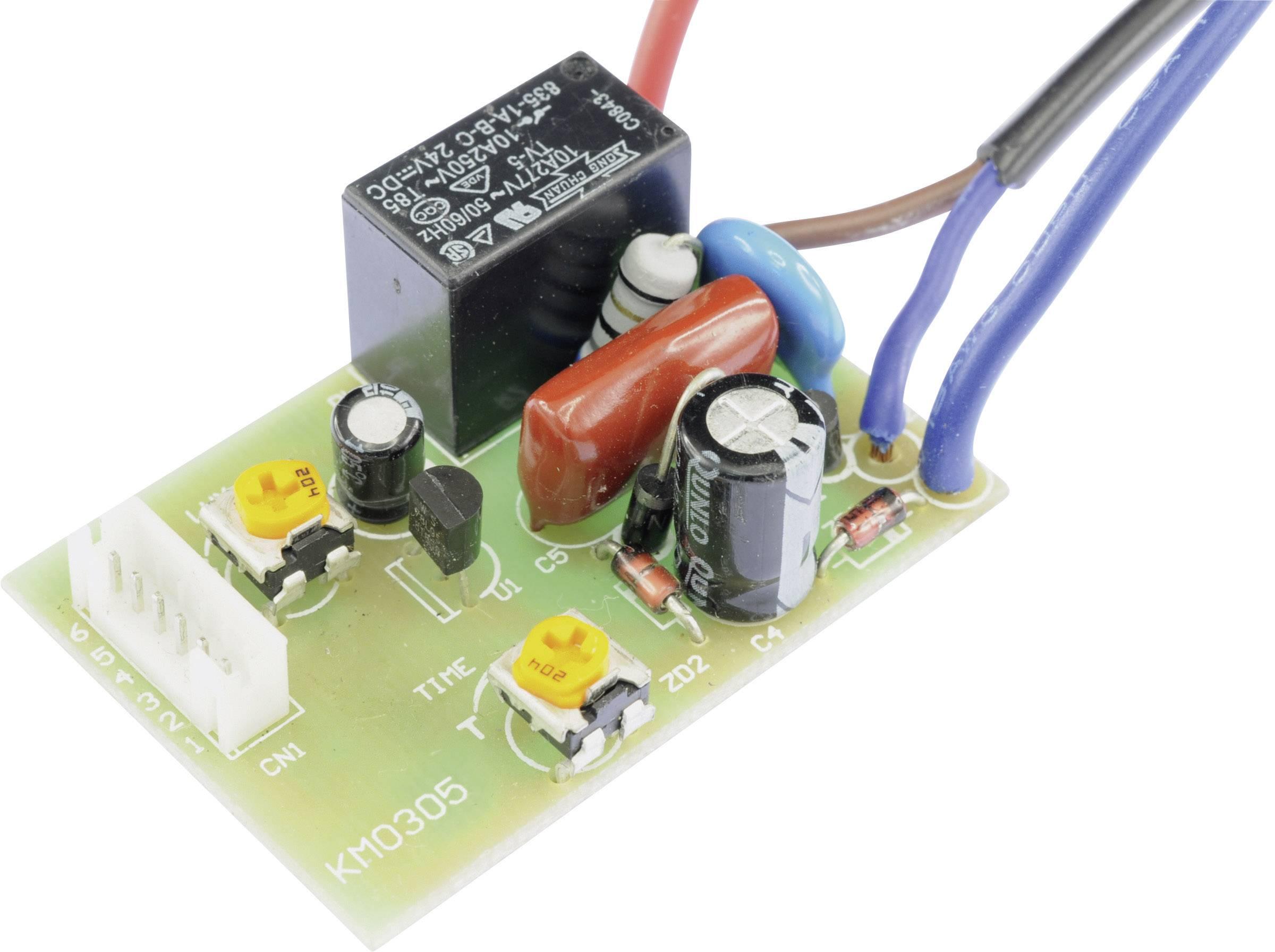 Riadiaca elektronika pre moduly infračerveného snímača IR-AP1, (d x š x v) 48 x 33 x 20 mm, 230 V/50 - 60 Hz