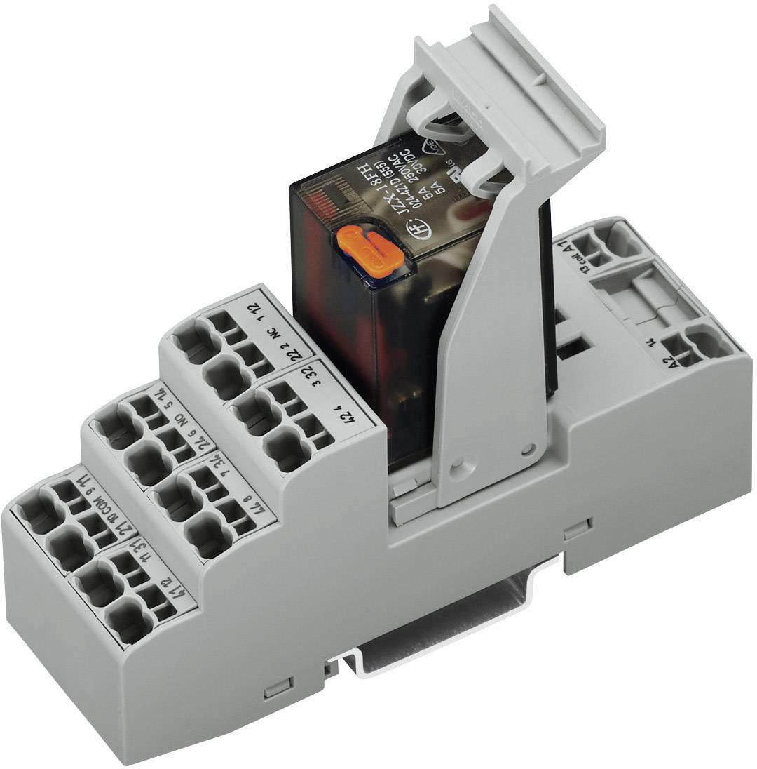Zásuvná patice pro relé WAGO 858-508, 31 mm, 73 mm