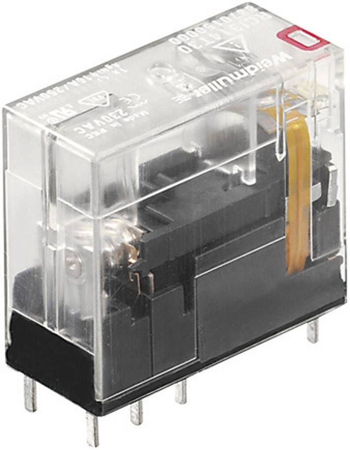 Weidmüller 24 V/DC, 16 A, 1 prepínací, 1 ks