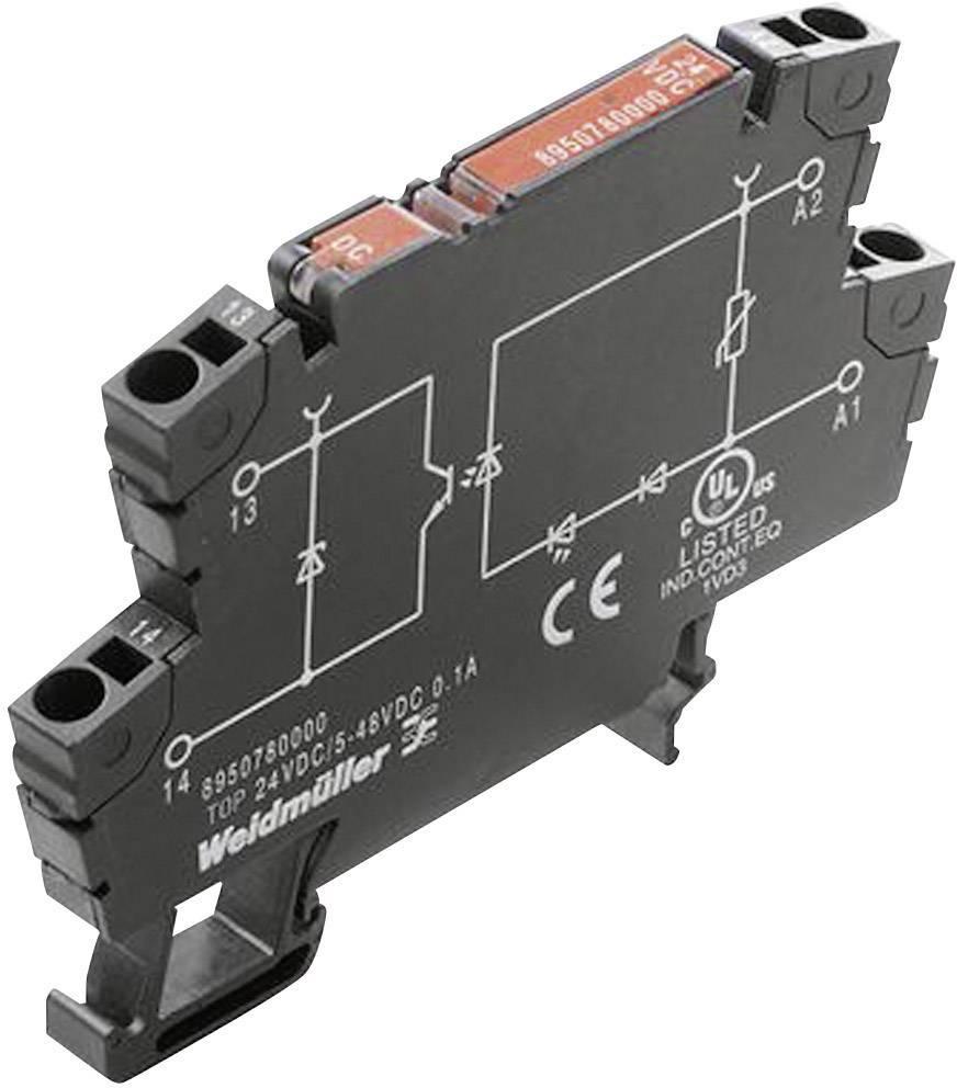 Weidmüller TOS 24VDC/24VDC 4A 1275100000, 1 ks