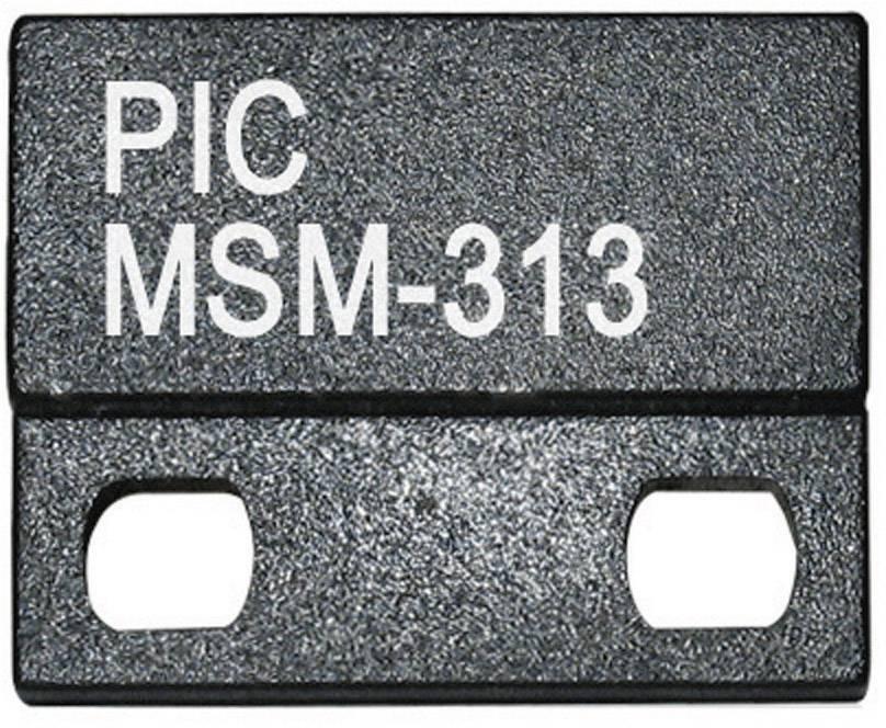 Magnet PIC, MSM-313, 3,5 x 9,9 x 12,7 mm