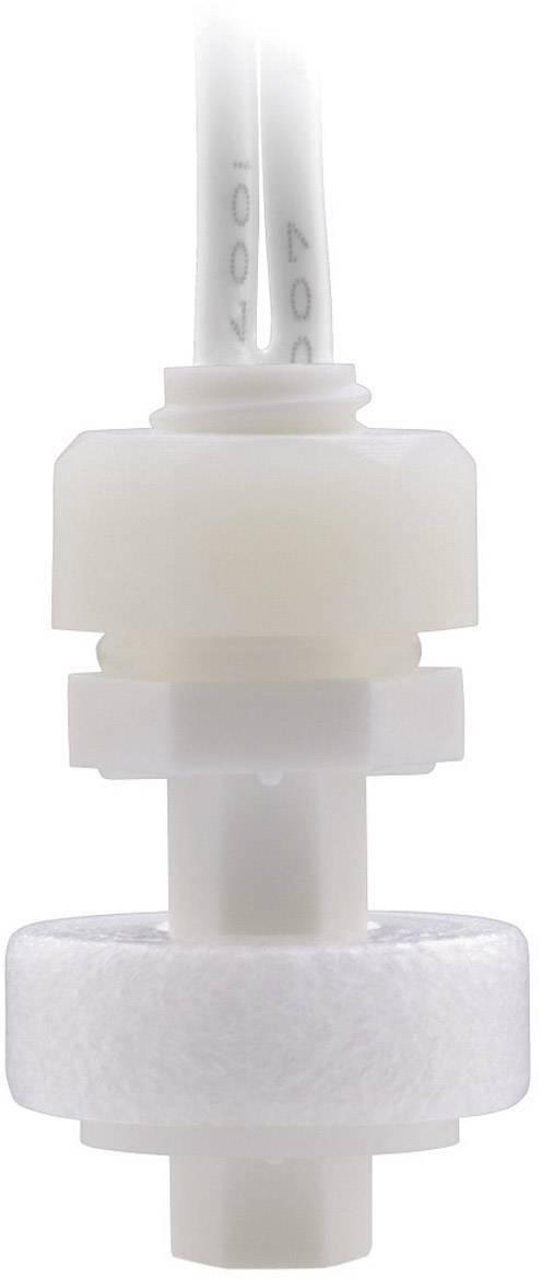 Plovákový spínač PIC PLS-020A3 PP, 130 V/AC / 180 V/DC, 1 A, 0,3 m, bílá