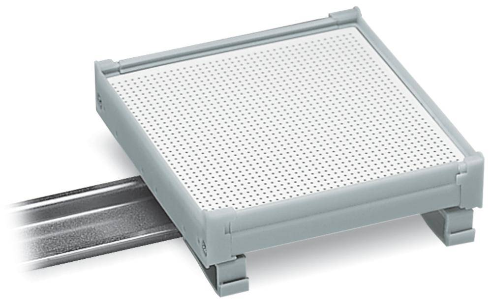 Hrebeňové premostenie WAGO 288-621 1 ks sivá