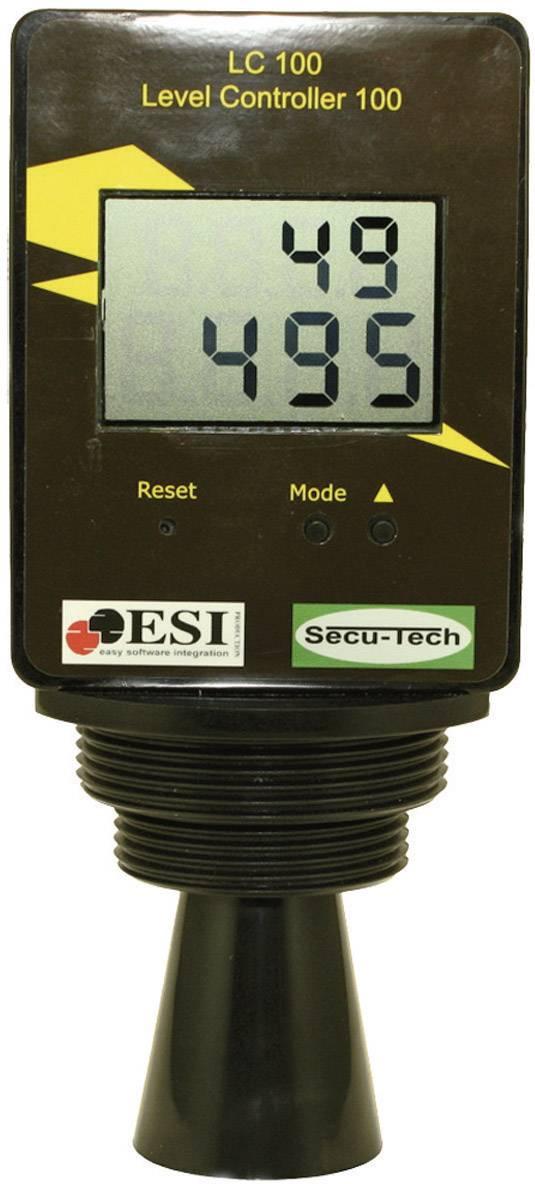 Ultrazvukový měřič výšky hladiny SecuTech LC 101