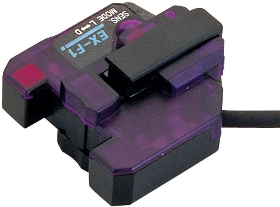 Hladinový senzor Panasonic EXF1, 12 - 24 V/DC, (d x š x v) 29 x 27 x 13 mm
